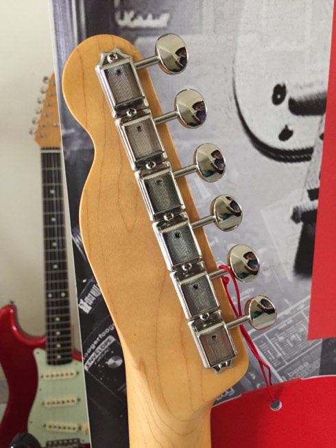 OUT OF STOCK !! ** FENDER JAPAN EXCLUSIVE CLASSIC 60'S